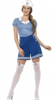 Sailor Girl Costume (44631)